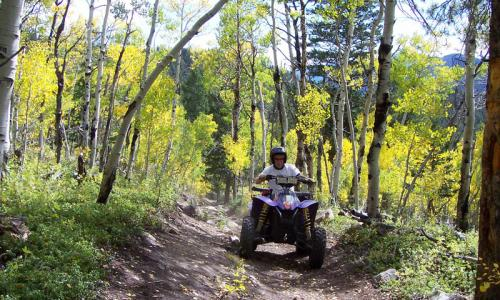Unguided ATV Rental