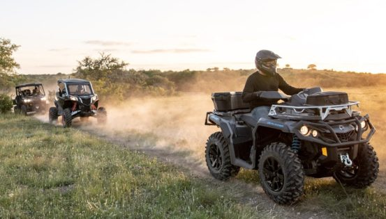 ATV or Side-by-Side Summit County Colorado