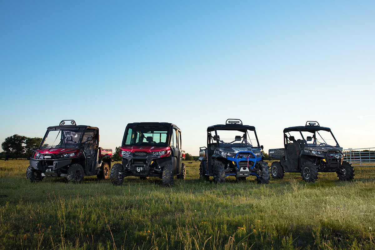 ATV & Side-by-Side Tours